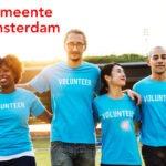 vrijwilligers EK 2020 Amsterdam