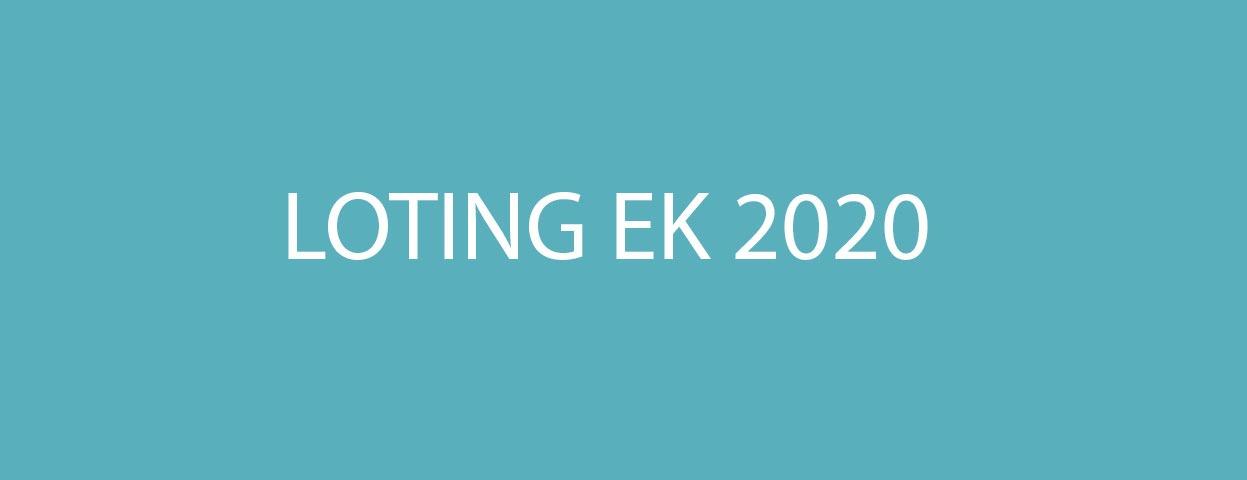 loting EK 2020