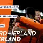 nederlands elftal naar EK 2020