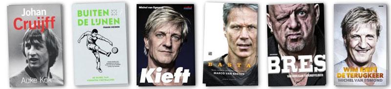 voetbalboeken top 10 2020