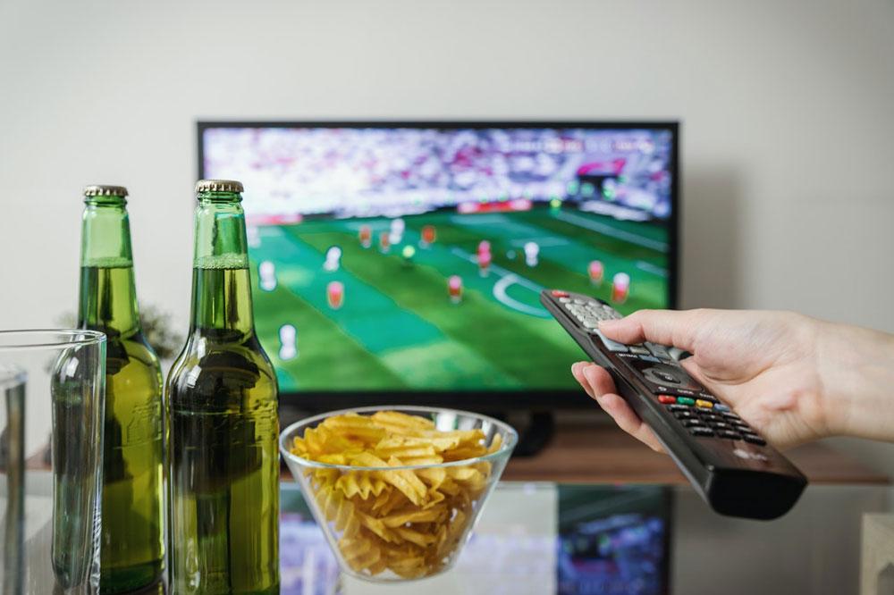 Ek voetbal 2021 kijken in buitenland