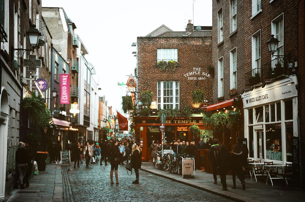 Dublin EK 2021 unsplash