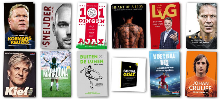 voetbalboeken top 10 2021
