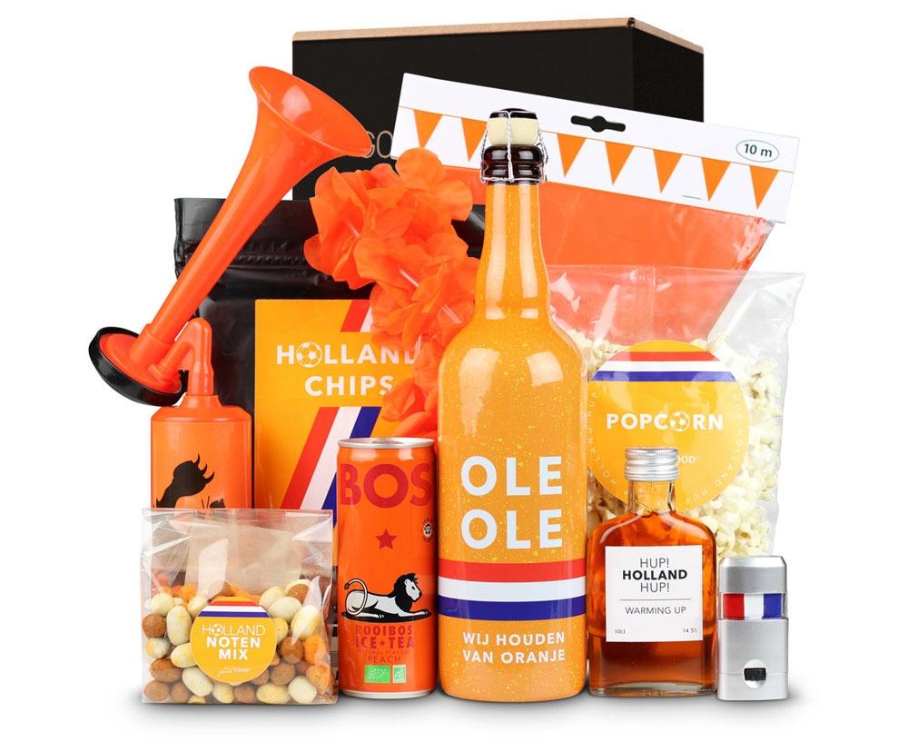 EK oranje pakket 2021