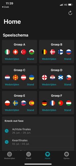 EK app 2021 toralarm