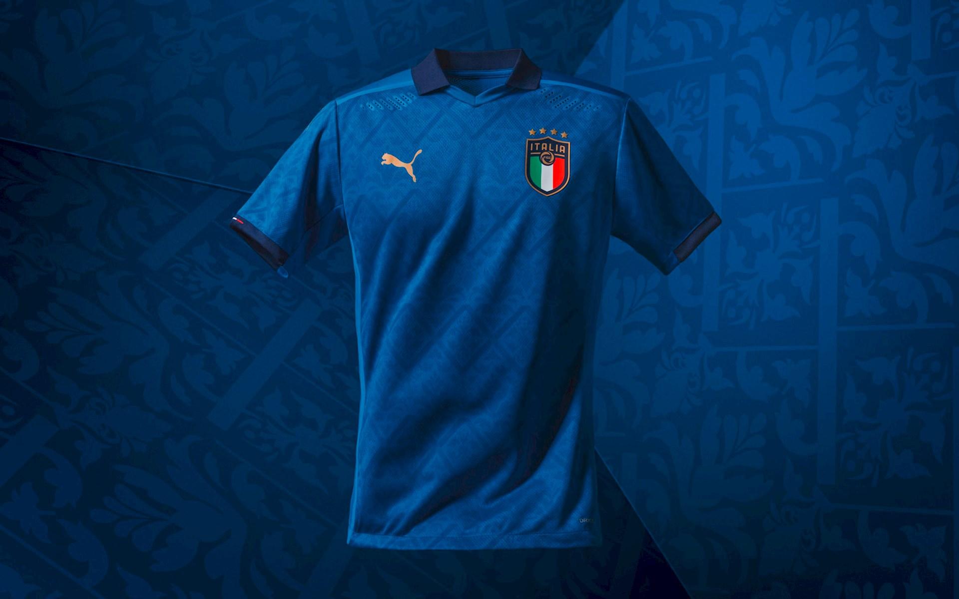 shirt italie ek 2021