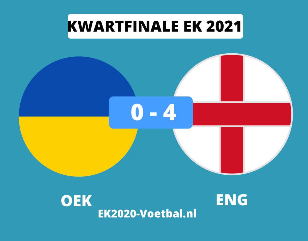 engeland tegen denemarken halve finale ek 2021 voetbal